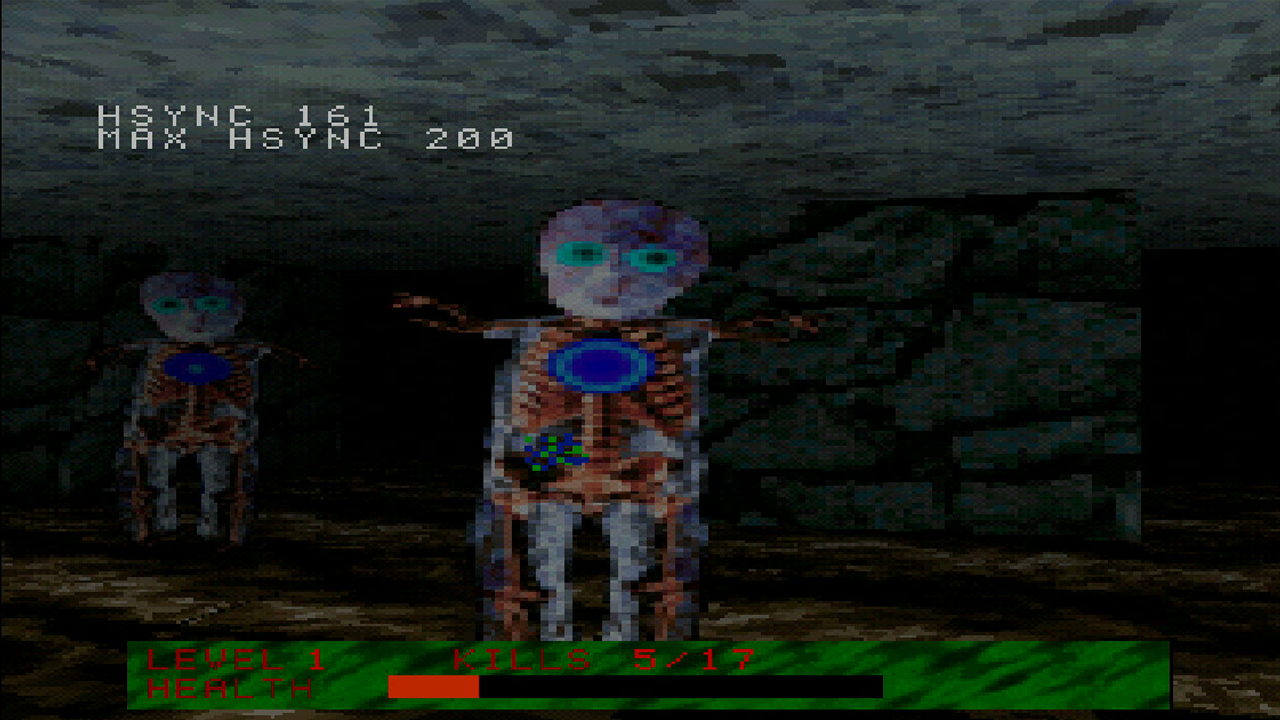 Play Indie PSOne Games in the Net Yaroze Hall of Fame